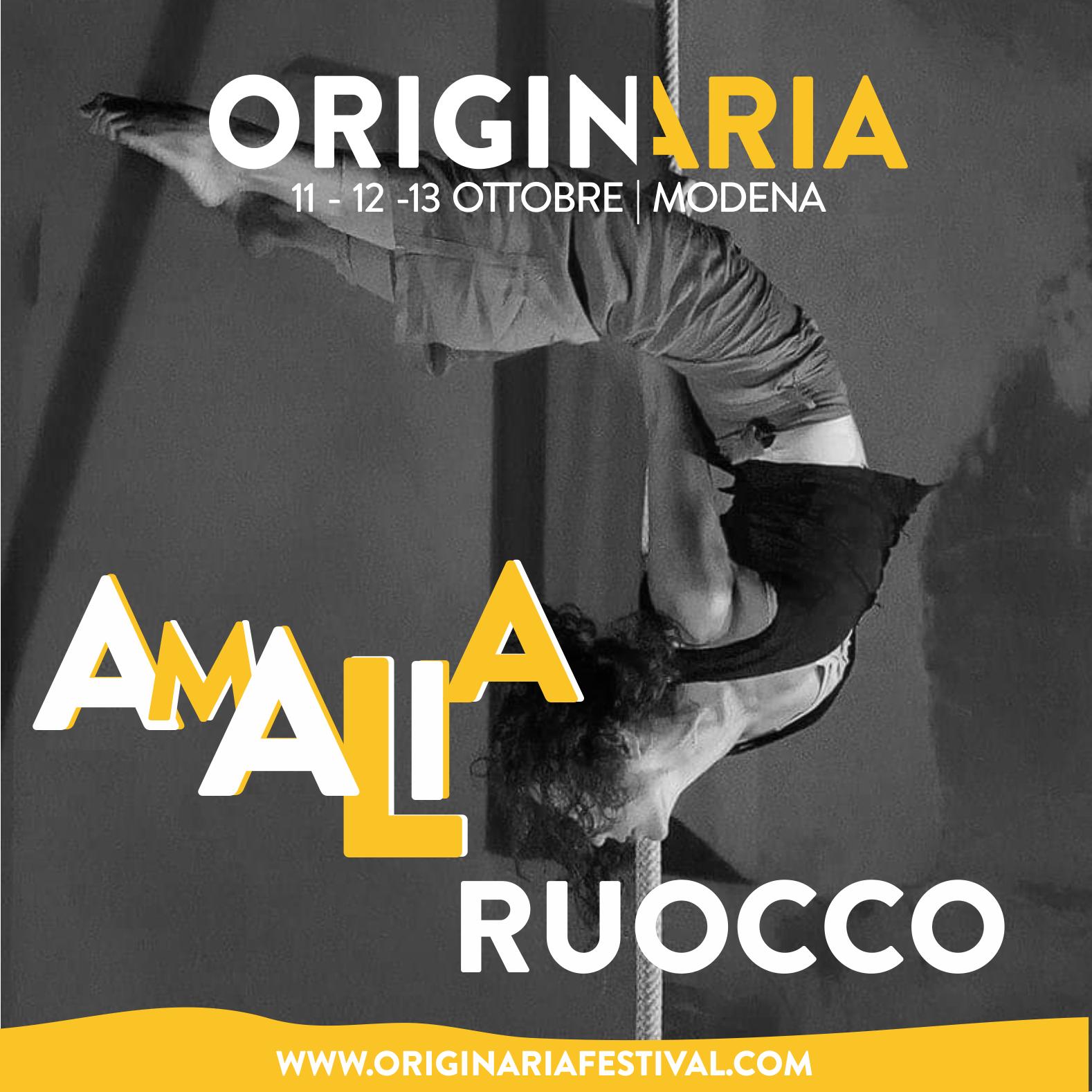 Amalia Ruocco OriginAria Festival