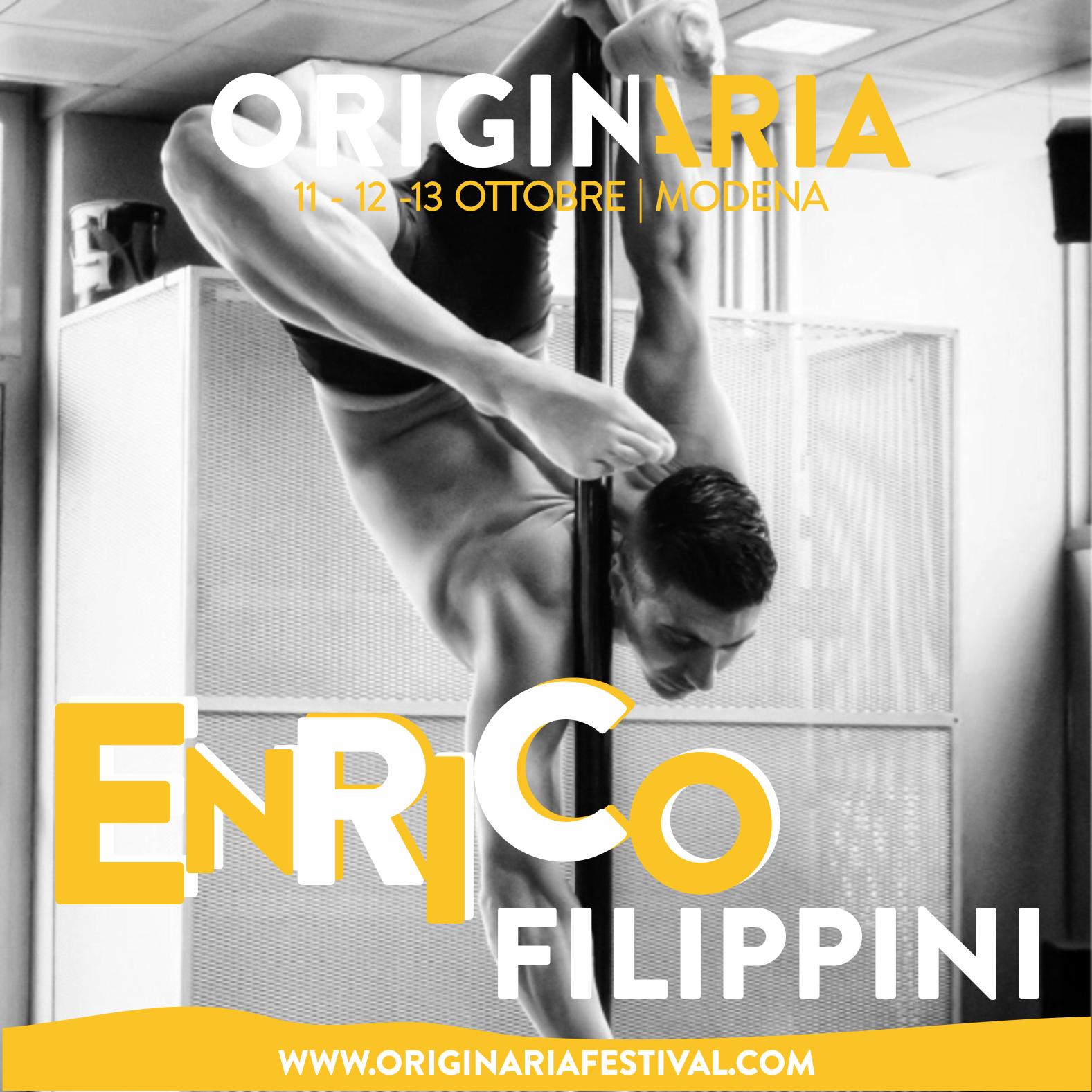 Enrico Filippini OriginAria Festival