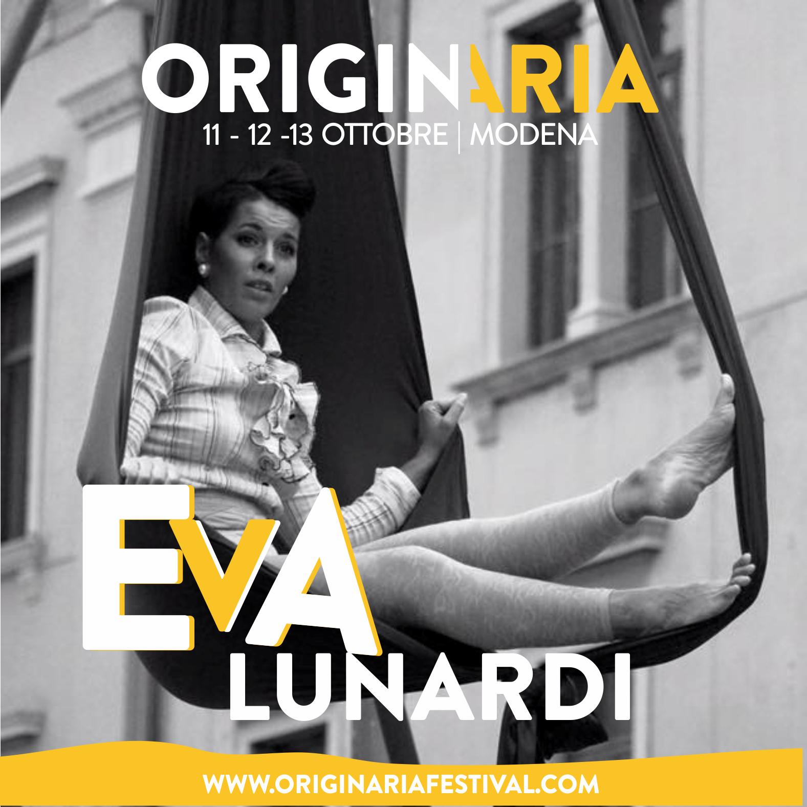 Eva Lunardi OriginAria Festival