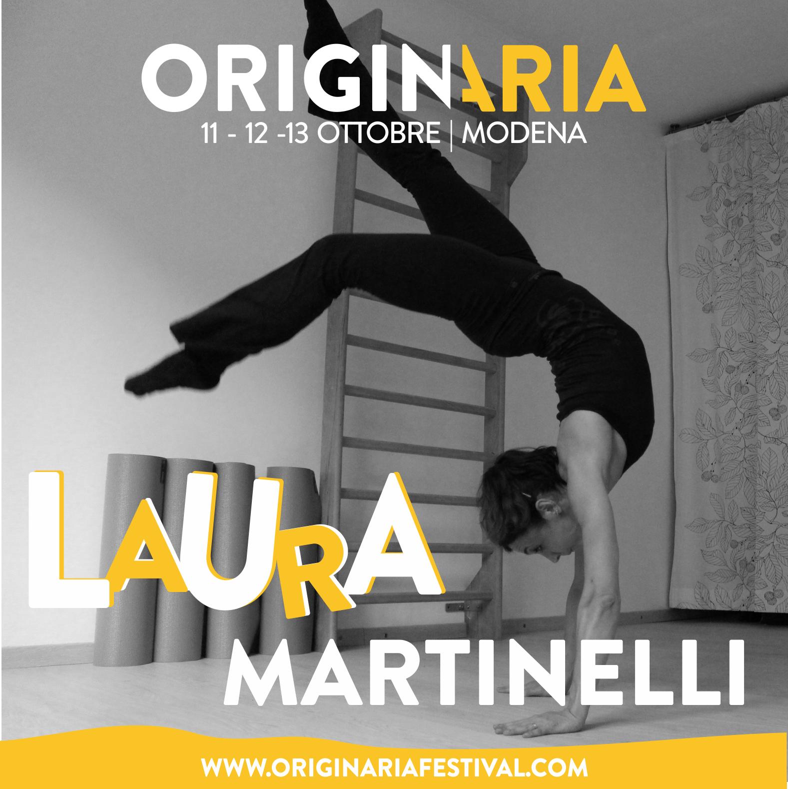 Laura Martinelli OriginAria Festival