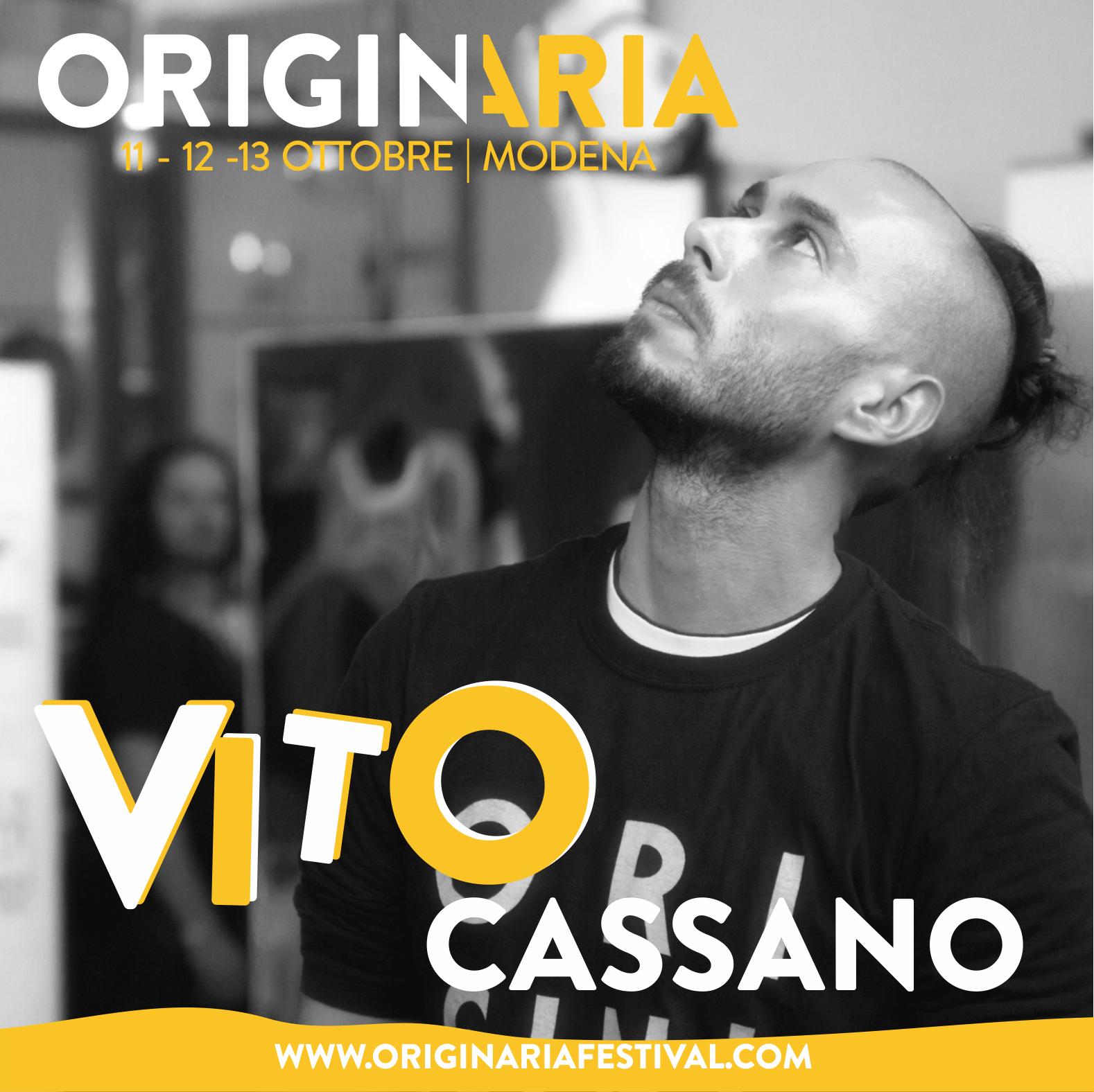 Vito Cassano OriginAria Festival